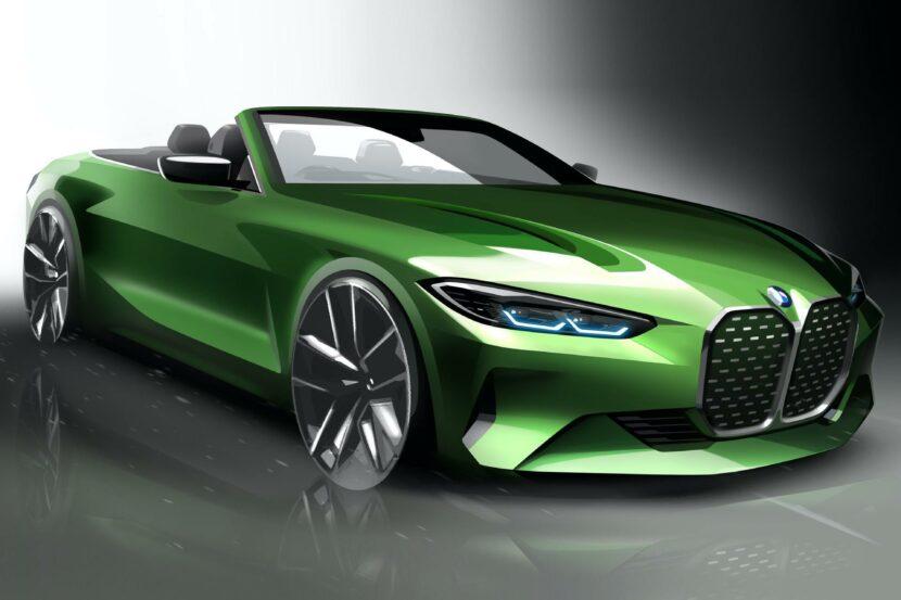 2021 bmw 4 series convertible design 04 830x553