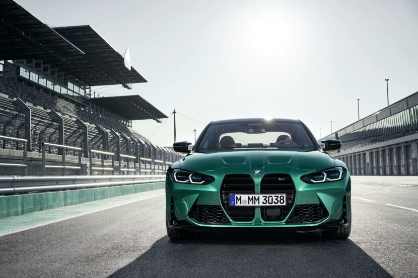 2021 bmw m3 competition race track 29 830x553