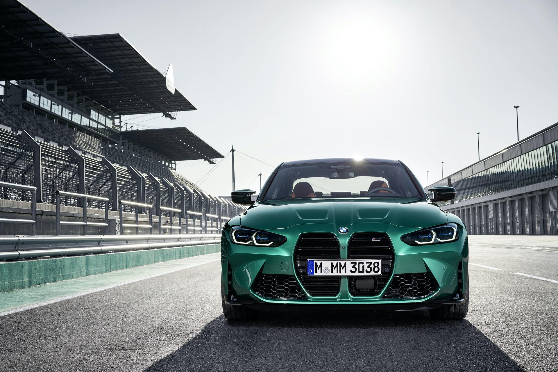 2021 bmw m3 competition race track 29