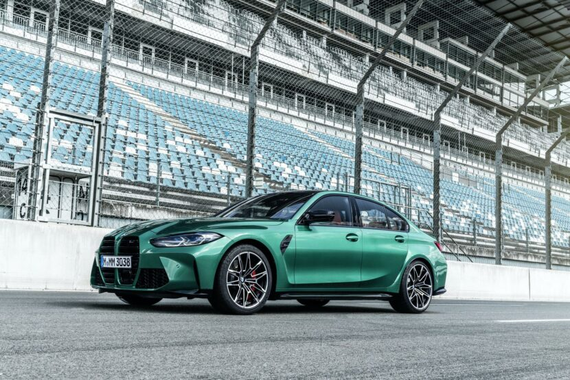 2021 bmw m3 competition race track 32 830x554