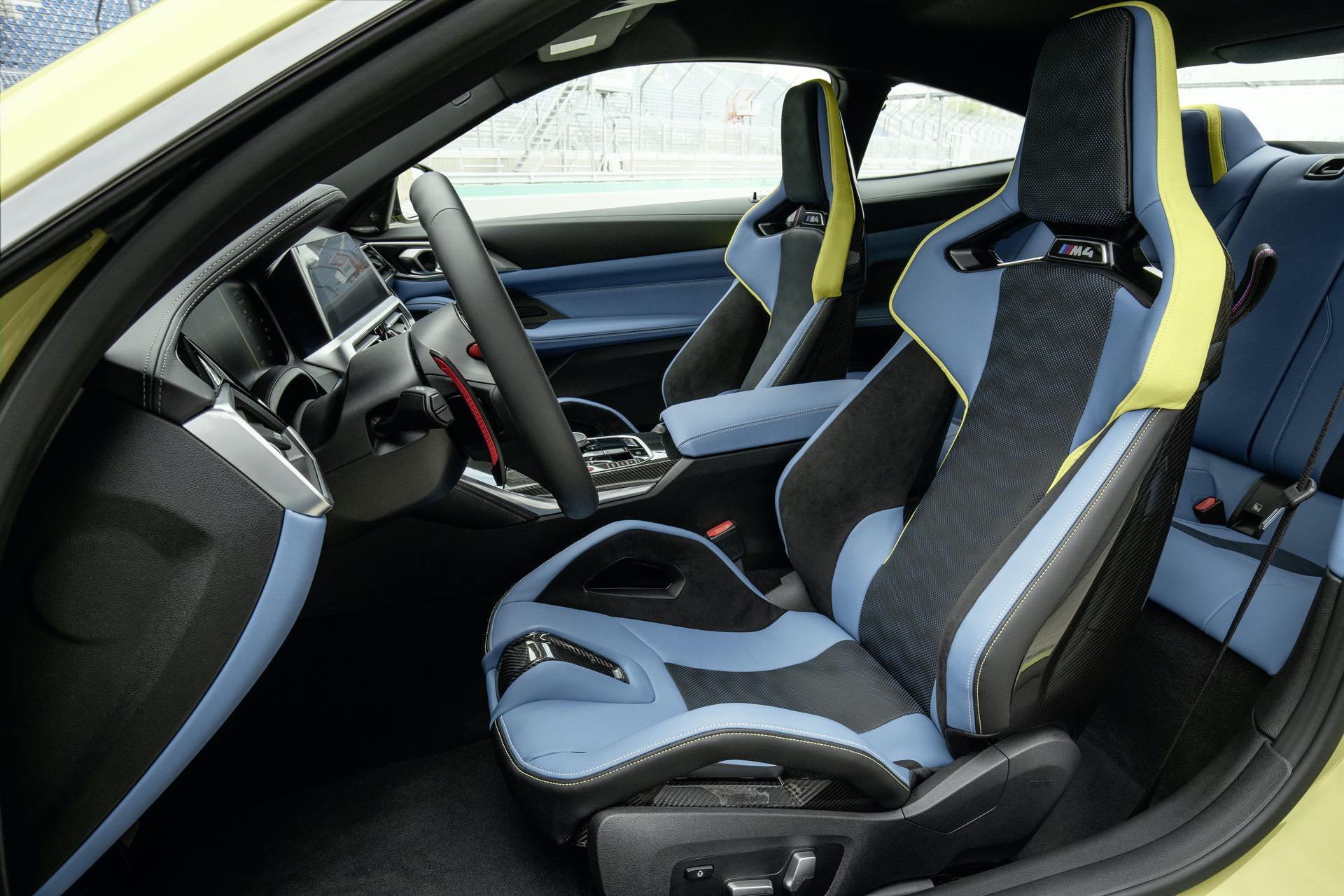 2021 bmw m4 competition interior 01
