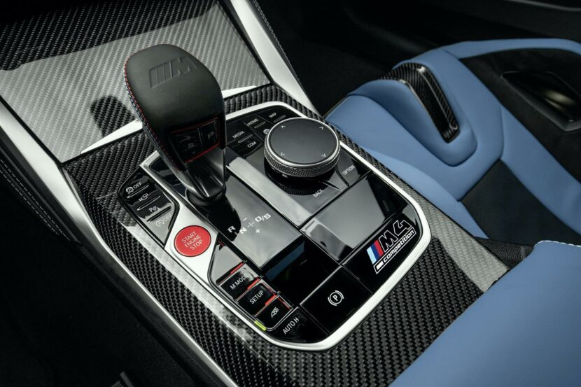 2021 bmw m4 competition interior 07 830x553