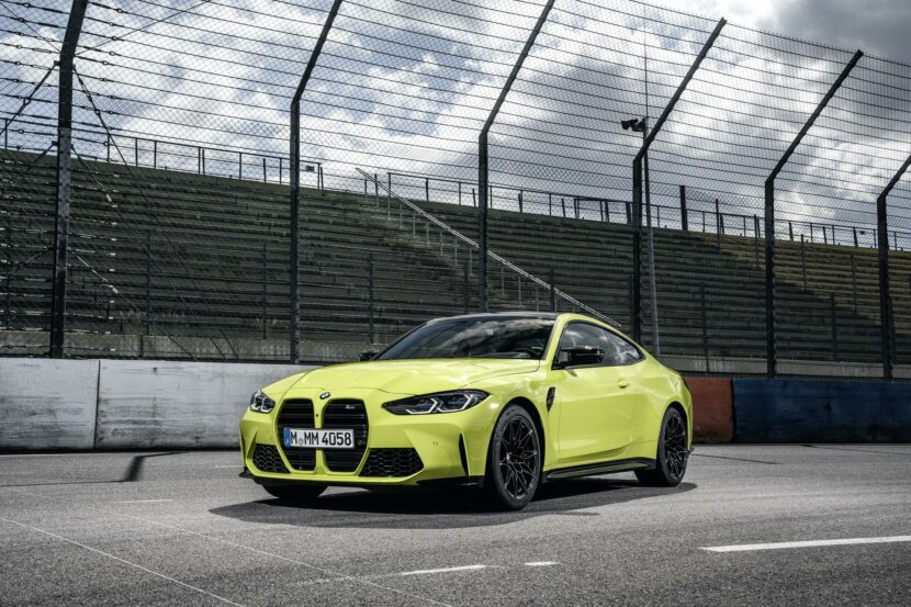 2021 bmw m4 competition race track 09 830x553