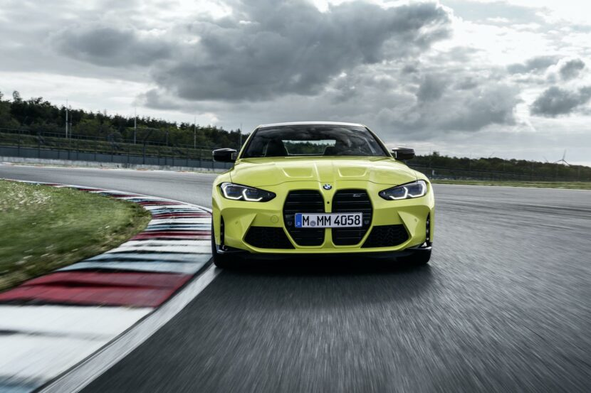 2021 bmw m4 competition race track 23 830x553