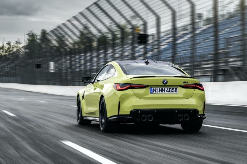 2021 bmw m4 competition race track 32 830x553