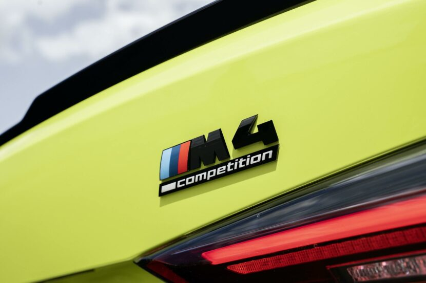 2021 bmw m4 competition race track 38 830x553