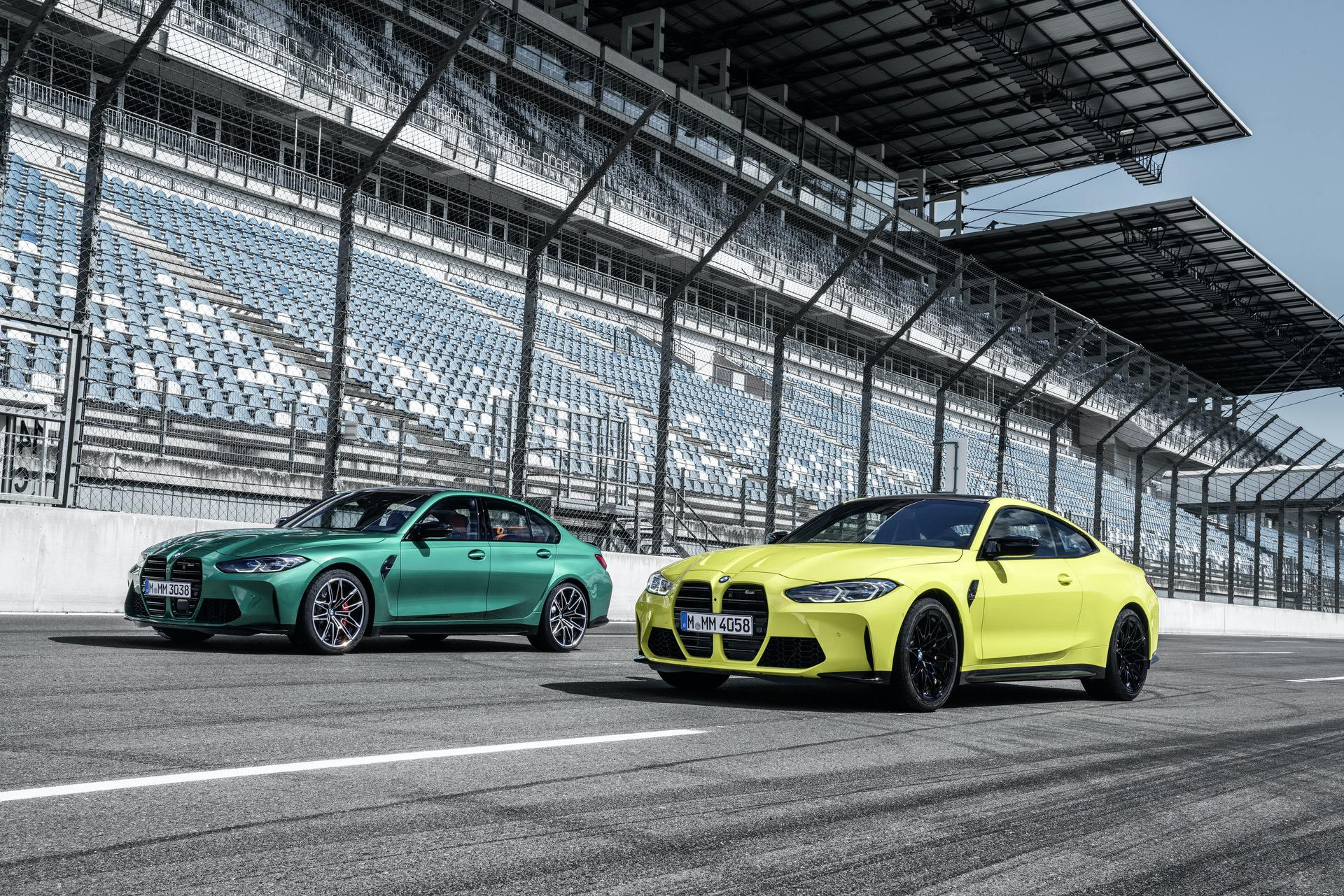 2021 bmw m4 competition race track 43