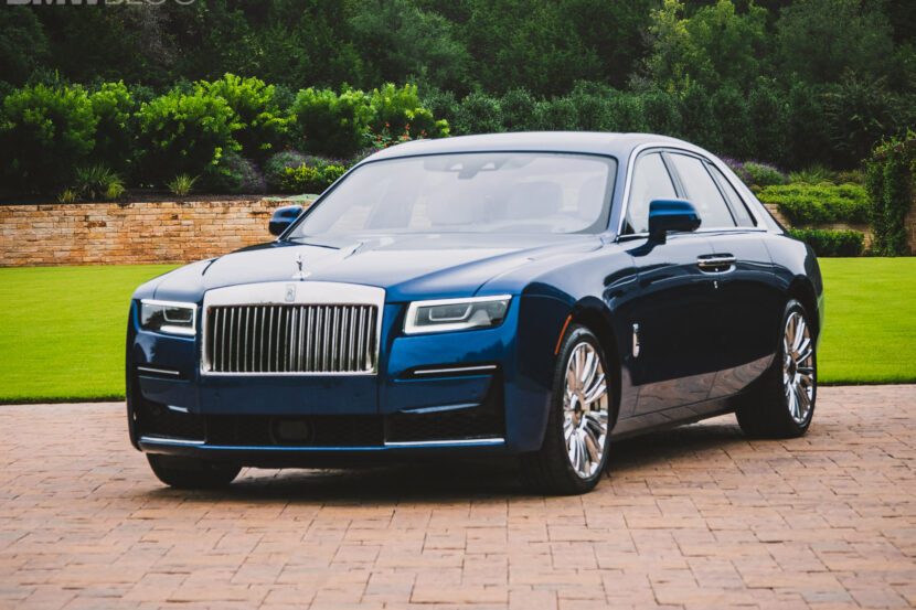 2021 rolls royce ghost 1 830x553