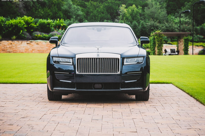 2021 rolls royce ghost 7 830x553