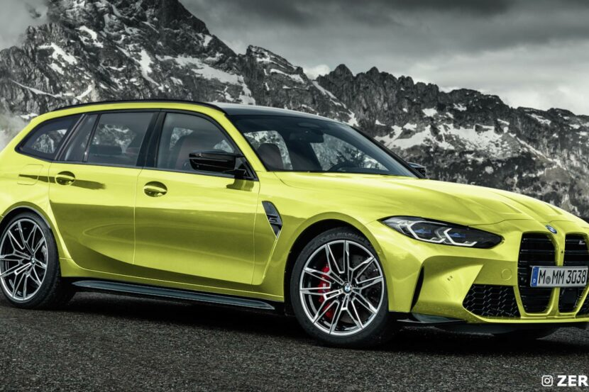 2025 bmw m3 touring renderings 13 830x553