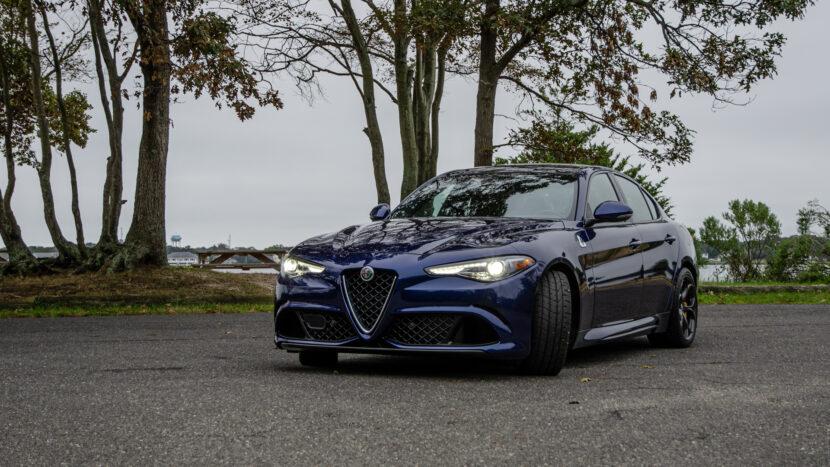 TEST DRIVE: 2020 Alfa Romeo Giulia Quadrifoglio — Still One Of The Best Sedans