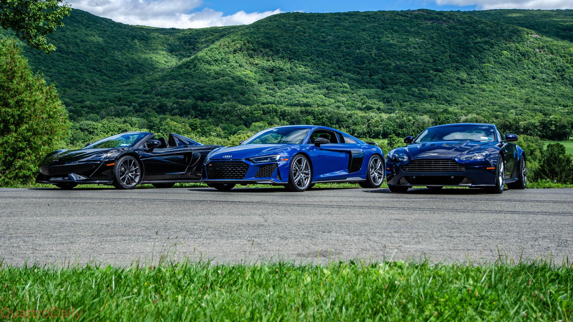 Audi R8 V10 Performance 8