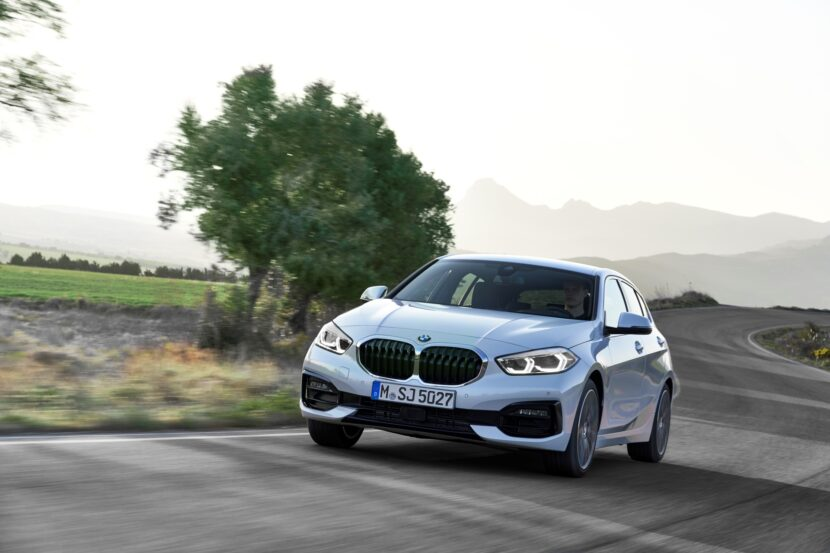 BMW 1 Series Autumn 2020 Update 2 830x553