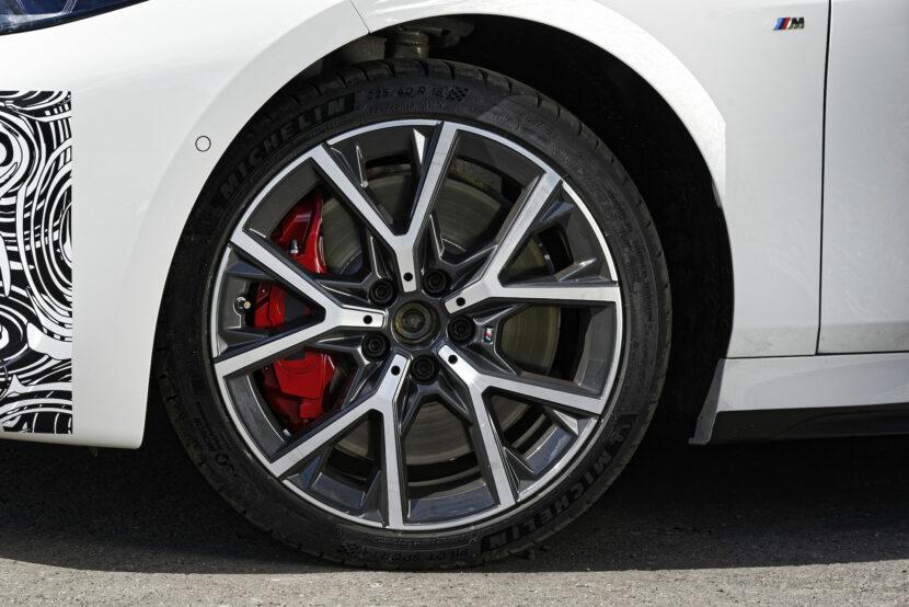 BMW 128ti тормоза 830x554