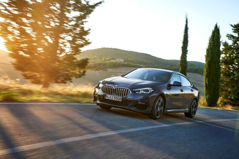 BMW 2 Series Gran Coupe Autumn 2020 Update 2 830x553