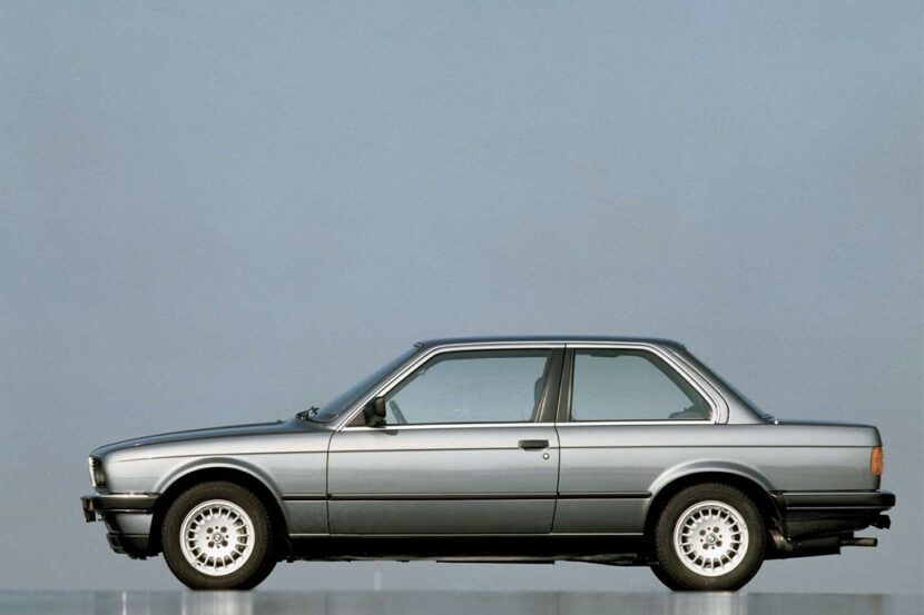 BMW 3 Series Coupe E30 763 16 830x553