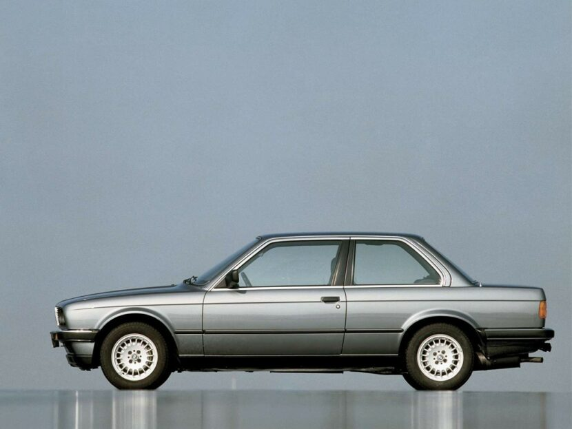 BMW 3 Series Coupe E30 763 16 830x623
