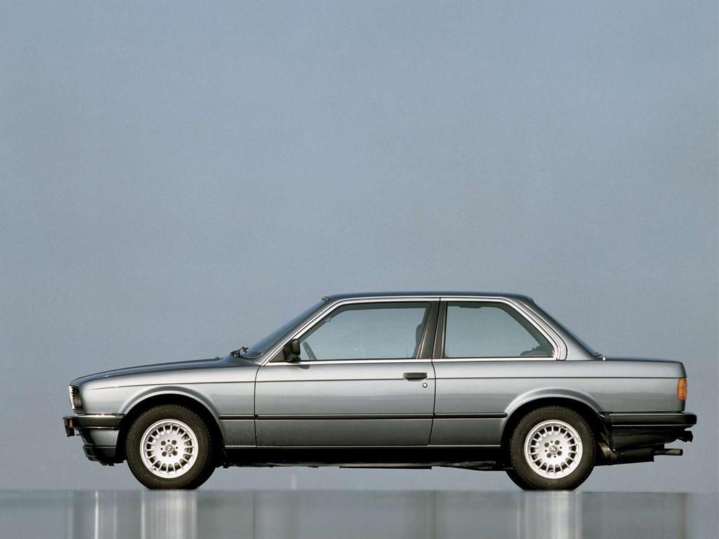 BMW 3 Series Coupe E30 763 16