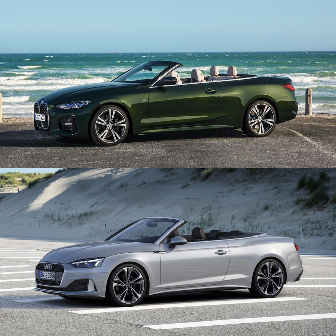 BMW 4 Series Convertible vs Audi A5 Cabriolet 4 of 4
