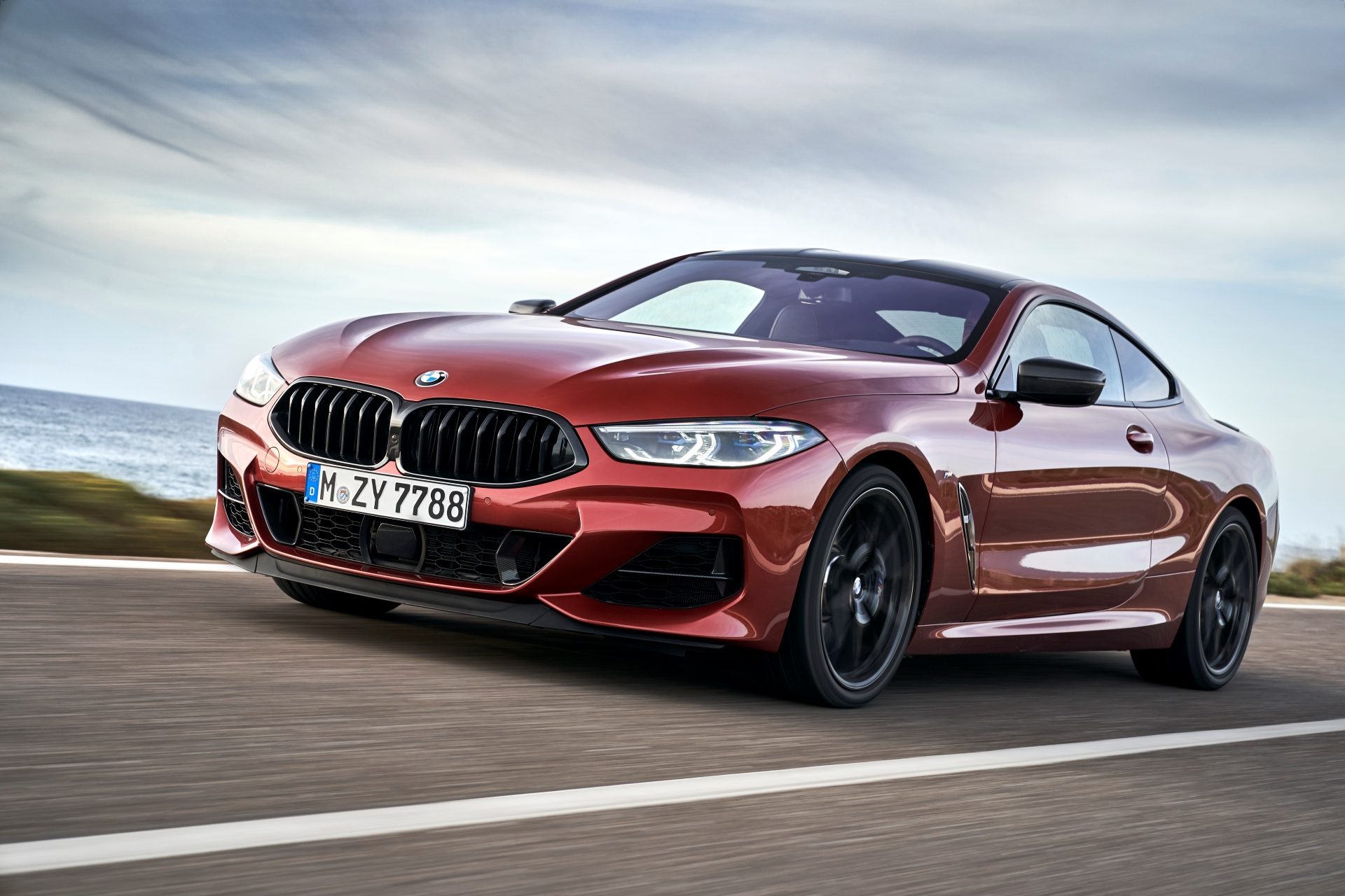 BMW 8 Series Coupe Autumn 2020 Update