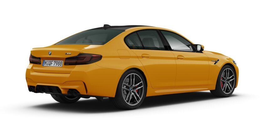 BMW Individual Papaya Orange U95 2 830x415