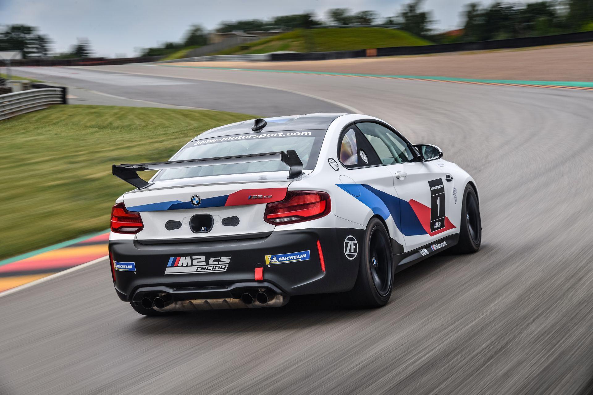 BMW M2 CS Racing 47