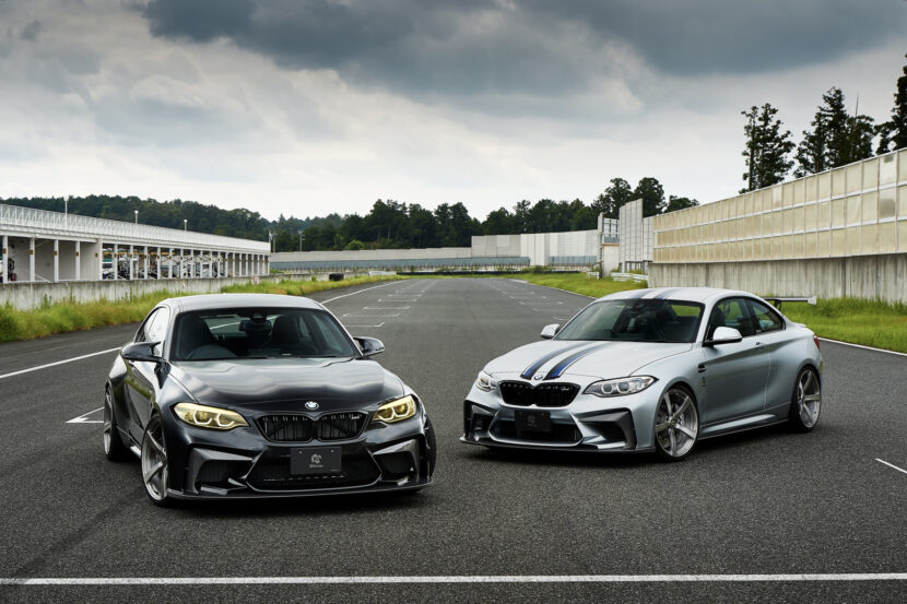 BMW M2 Competition 3D Design 15 of 22 830x553