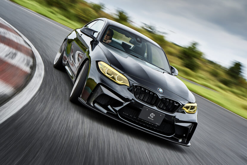 BMW M2 Competition 3D Design 21 of 22 830x553