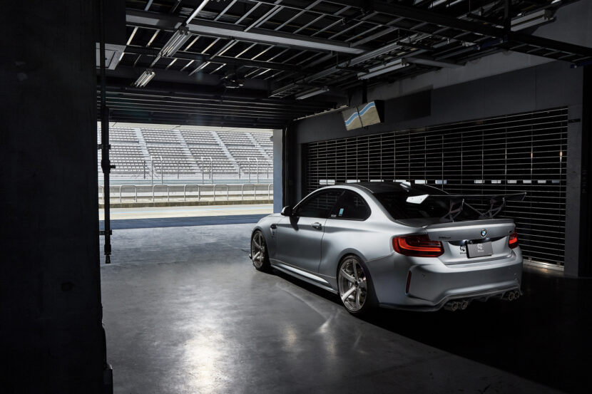 BMW M2 Competition 3D Design 8 of 22 830x553