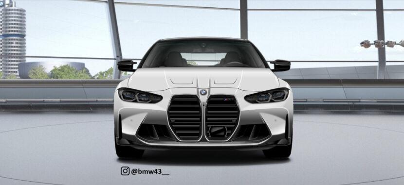 BMW M3 Render 1 830x381