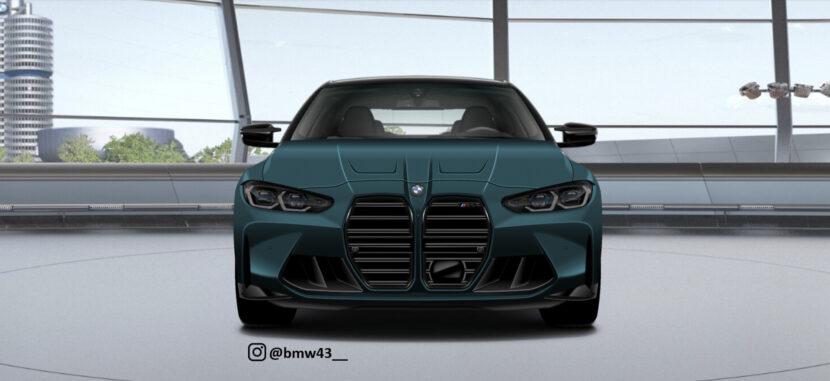 BMW M3 Render 3 830x381