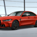 BMW M3 Sedan G80 in Toronto Red metallic 1 120x120