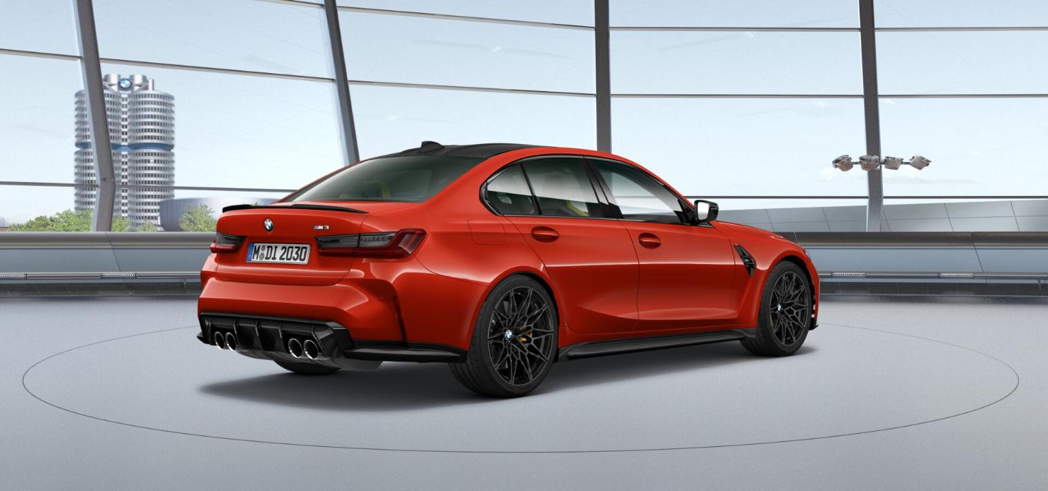2021 M3 Sedan And M4 Coupe Configurators Now Up Online