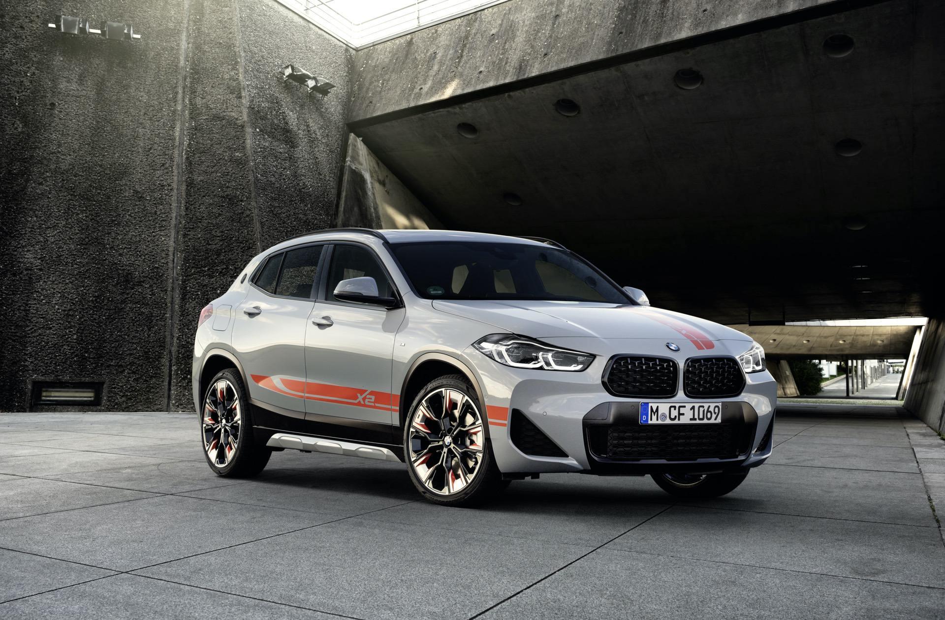 BMW X2 M Mesh Edition 43