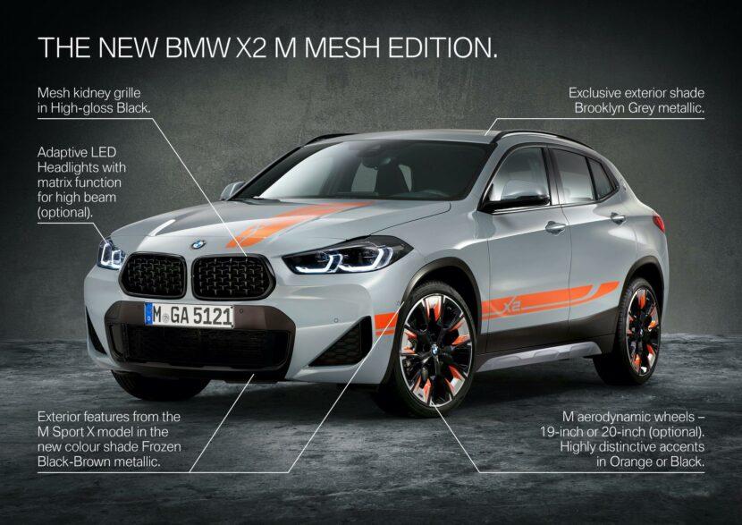 BMW X2 M Mesh Edition 53 830x587