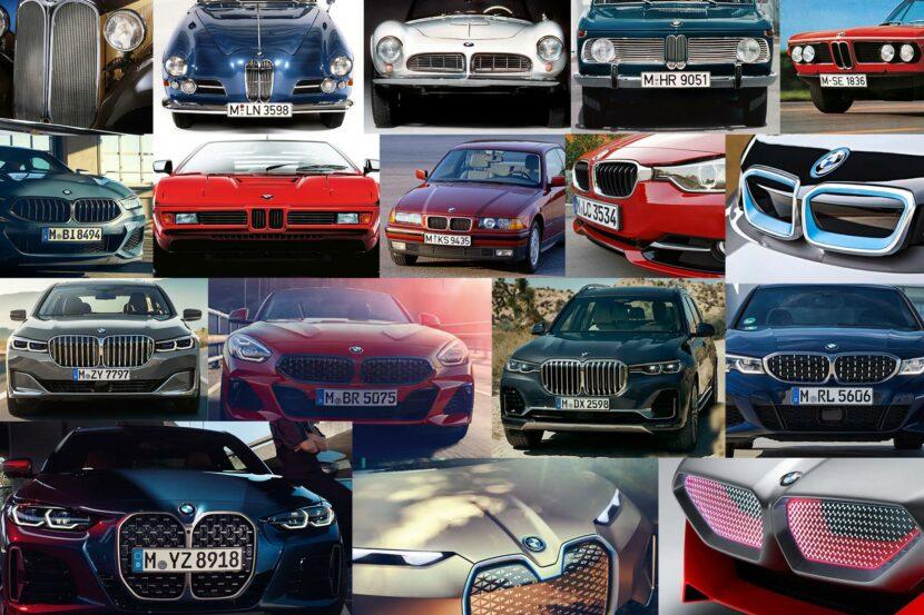 BMW Kidney Grille Evolution 00 830x553