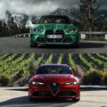 G80 BMW M3 vs Alfa Romeo Giulia Quadrifoglio 4 of 4 120x120