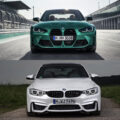 G80 BMW M3 vs F80 BMW M3 4 of 4 120x120