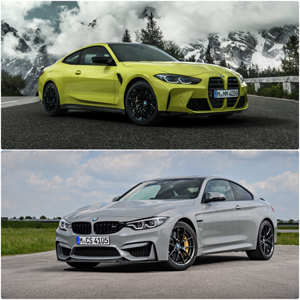 VIDEO: Joe Achilles Puts the G82 BMW M4 and F82 BMW M4 Back-to-Back
