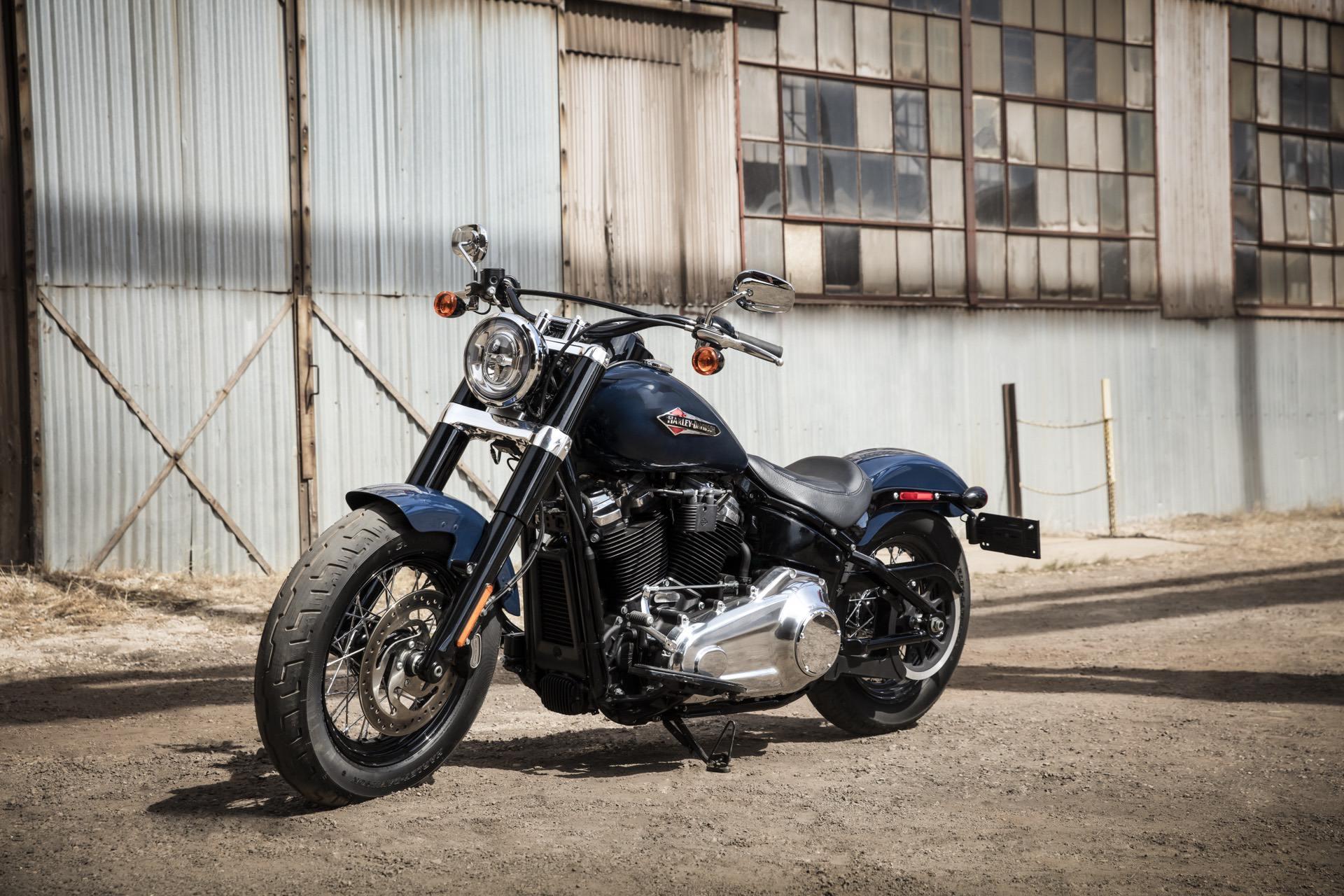 Harley Davidson Softail Slim 02