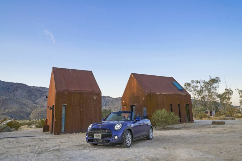 MINI Airbnb LA Twentynine Palms 2 830x553