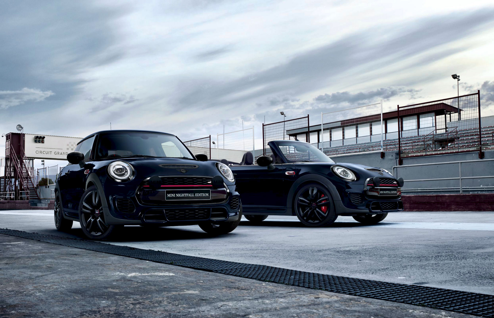 MINI JCW Nightfall 5