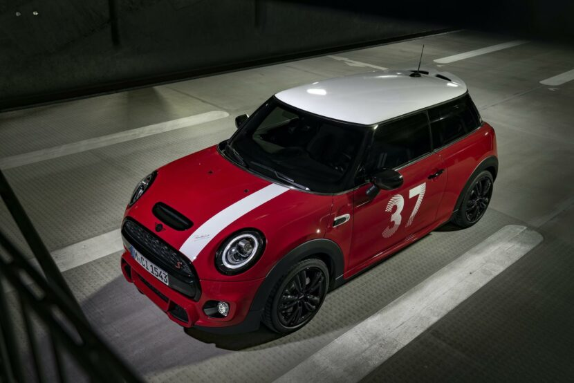 MINI Paddy Hopkirk Edition 09 830x554