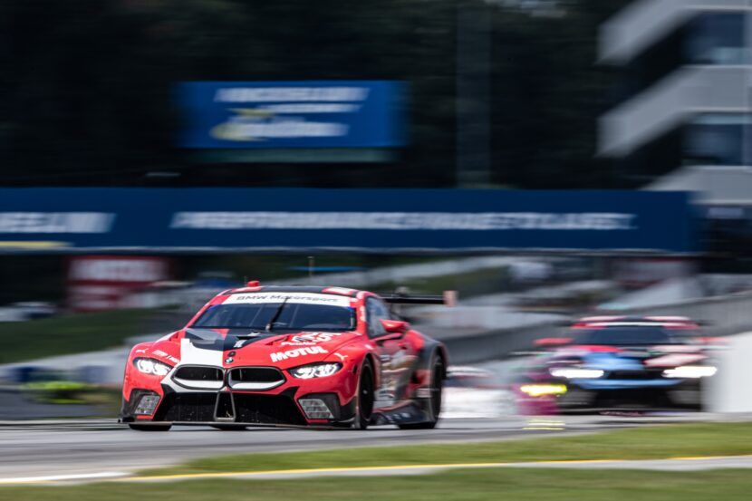 BMW Team RLL looking for a win at Mid-Ohio this weekend