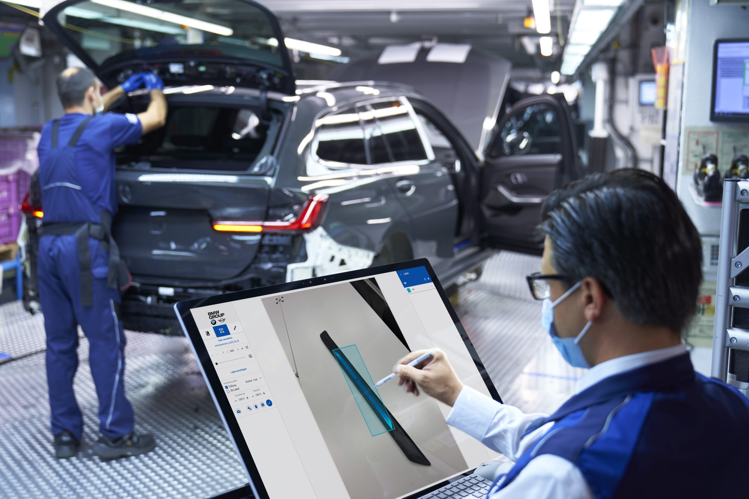 BMW publishes software package for AI object recognition apps