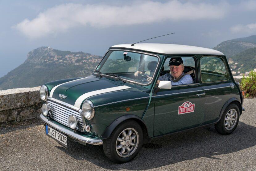 Paddy Hopkirk classic mini 2 830x553