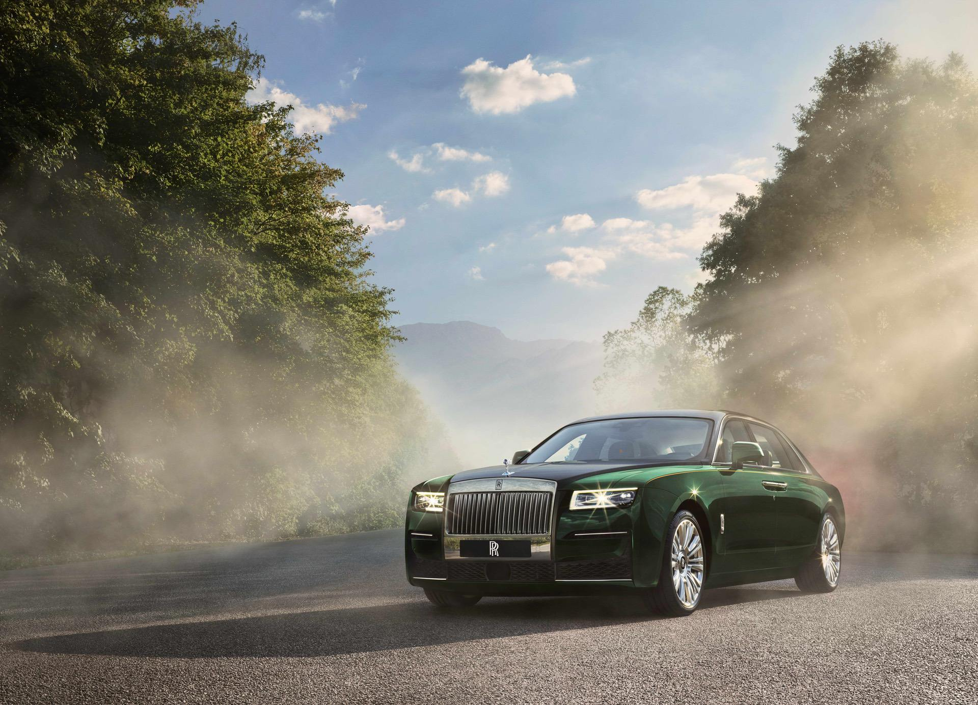 ROLLS ROYCE GHOST EXTENDED 00