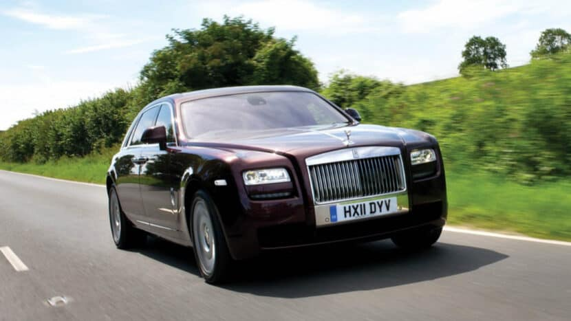Rolls Royce Ghost Comparison 2 830x467