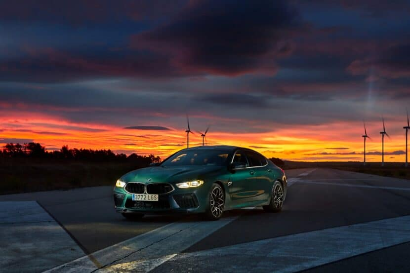 The BMW M8 Gran Coupe First Edition F93 1 830x553