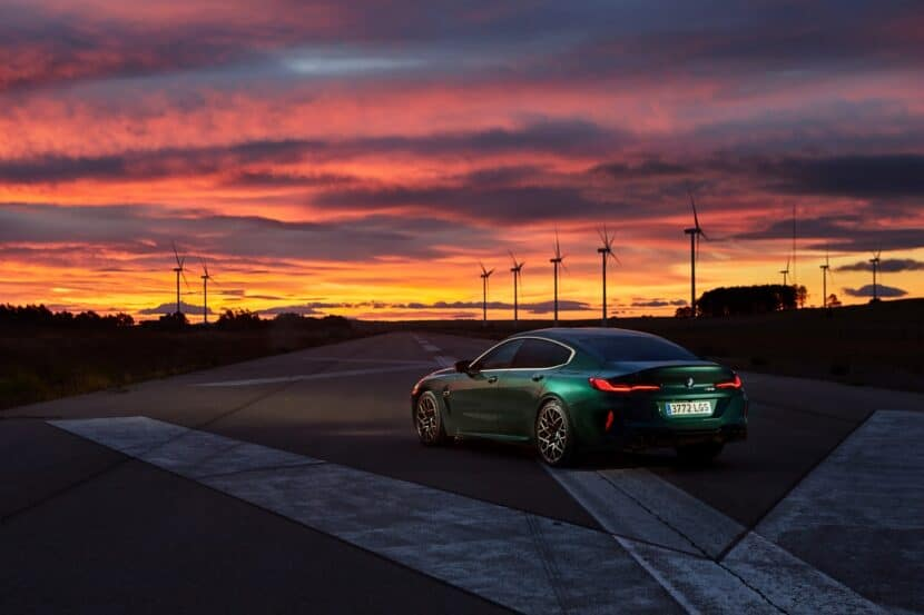The BMW M8 Gran Coupe First Edition F93 2 830x553